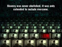 Slavery was never abolished